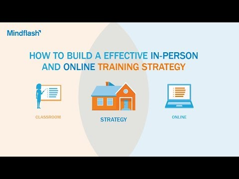 How to Deliver an Effective In Person and Online Training Strategy ...