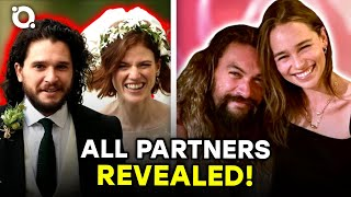Game Of Thrones: The Real Life Couples Revealed | ⭐OSSA