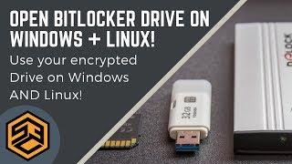 Open BitLocker Drive on Linux - Easy Step-by-Step 2018