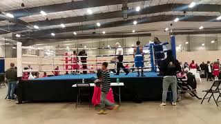 Presley David vs Javon Harris