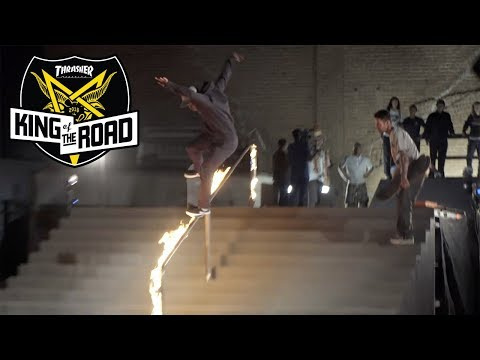 King of the Road Season 3: Fire Rail Preview