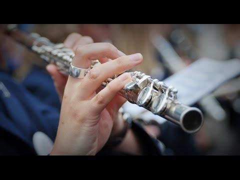 Musica Rilassante Di Clarinetto E Flauto - Musica Rilassante Strumenti A Fiato