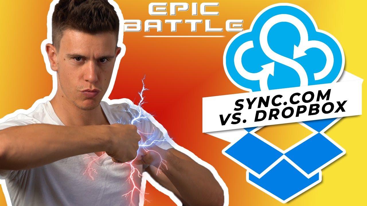 Sync.com vs Dropbox: David Against Goliath?