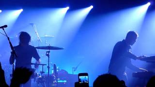 Angels & Airwaves - The Moon-Atomic (...Fragments and Fictions) Live @ AB Brussels Belgium 2011