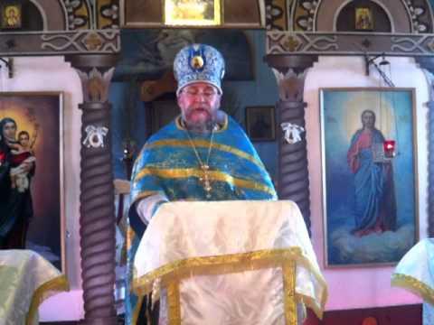 Церковь село русское киров