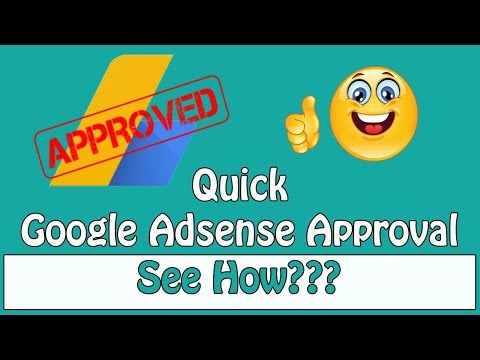 [Hindi] How to Approve Google AdSense Account for Website. | Approve Google AdSense | Explained...