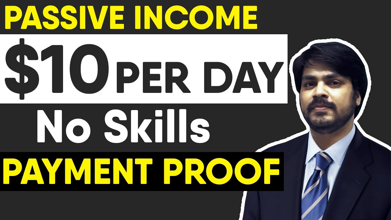 Generate Income Online $10 a Day from New Earning Site packetstream|Work from house tasks, PayPal thumbnail