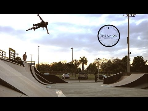 BMX - One Session with Danny Josa at Brian Piccolo Skatepark