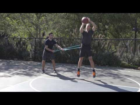 Elbow Jump Shots