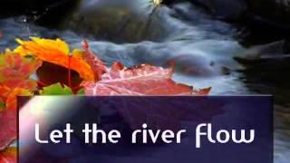 Let The River Flow Lyrics Darrell Evans   YouTube