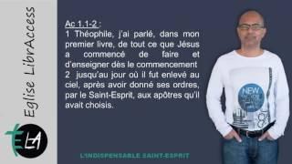L'ÉGLISE SURNATURELLE - L'indispensable Saint-Esprit