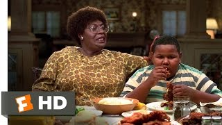 Klump Family Dinner - The Nutty Professor (3/12) Movie CLIP (1996) HD
