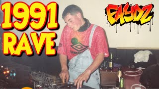 1991 Rave In 9 Minutes