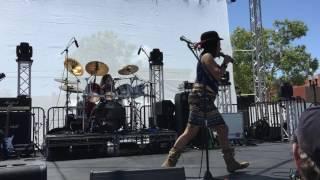 Bow Wow Wow - Annabella -- Golly Golly Go Buddy - Santa Ana - May 21, 2016