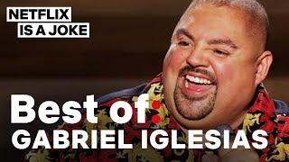"Best Of: Gabriel ""Fluffy"" Iglesias | Netflix Is A Joke"