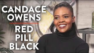 Red Pill Black (Candace Owens) on Her Journey From Left to Right (Live Interview)