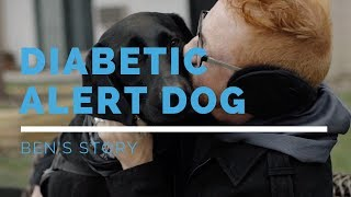 Diabetic Alert Dog Feature: Ben's Story