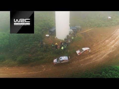 WRC - Rally Italia Sardegna 2018: DJI Aerial Analysis
