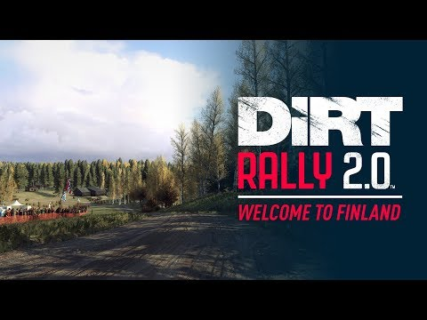 Welcome to Finland - DiRT Rally 2.0