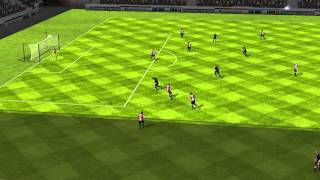 FIFA 14 Android - Feyenoord VS Ajax