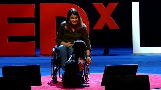 Niepełnosprawność jest ludzka | Katarzyna Bierzanowska