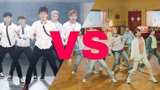SAVE ONE DROP ONE   OLD VS NEW (KPOP GAME)