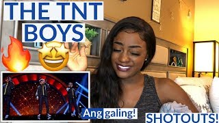 """TNT BOYS """"Somebody To Love"""" Little Big Shots *REACTION*"""