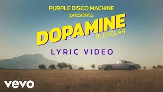 Kadr z teledysku Dopamine tekst piosenki Purple Disco Machine