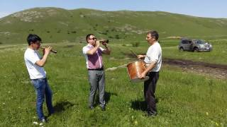 Qara zurna Qafqaz Camaloglu  Borcali El havasi
