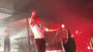 Hurts - Nothing Will Be Bigger Than Us (@live in Minsk 12/03/2016)