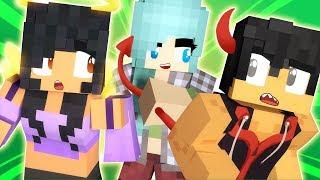 Katelyn's New Boy Friend?   Angelsville Minecraft Survival [Ep.9]