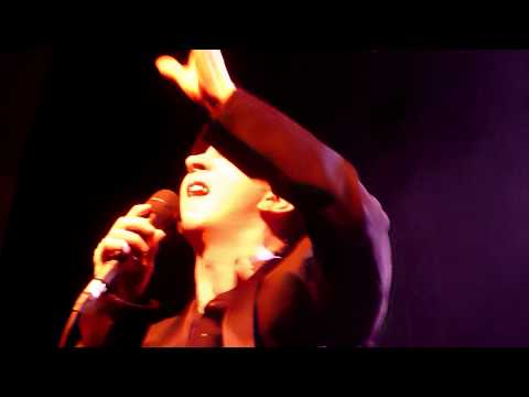 "Marc Almond ""Melancholy Rose"" Janurary 14th 2012, Haus Auensee Leipzig, Germany"