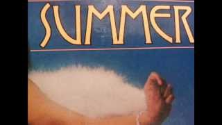 "DONNA SUMMER. ""Wasted"". 1976. vinyl full track lp ""A Love Trilogy""."