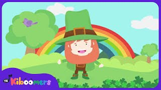 Kiboomu Kids Songs - Little Leprechaun Song
