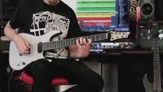 Keith Merrow- Driftwood Purple Nightmare Amp Demo, Metal