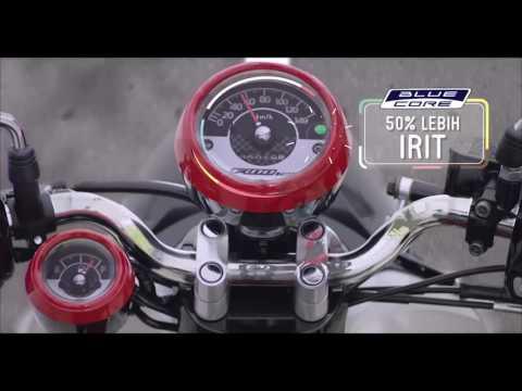 Yamaha New Fino 125 Blue Core