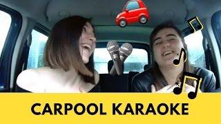 Carpool karaoke  || Lari & Celi