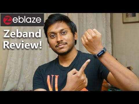 Zeblaze Zeband Review - The Best Budget Fitness Tracker?