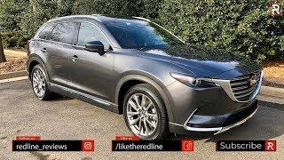 2019 Mazda CX-9 Signature – Driving Matters Goes Large