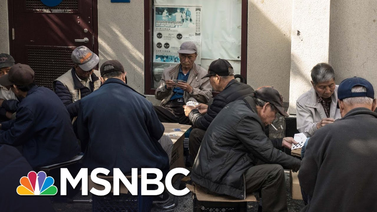 'Sanctuary Cities' Mayors Strike Back After President Trump's Executive Orders | MSNBC thumbnail