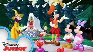 Happy Birthday Goofy! 🎂 | Mickey Mouse Clubhouse | Disney Junior