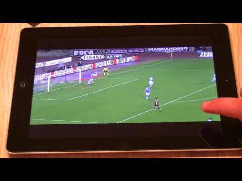Video of TouchPlayers A.C.Milan Edition