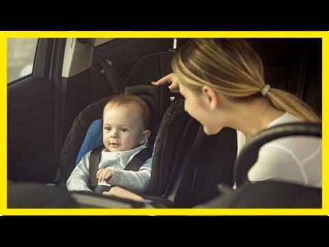 Можно ли перевозить ребенка на переднем сиденье автомобиля?