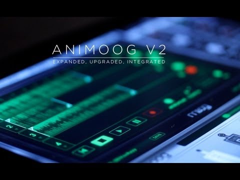 Moog Just Made Its Gnarly iPad Synthesiser App Much Better