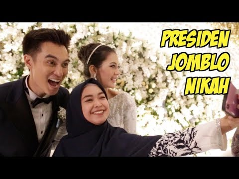HAPPY WEDDING BAIM & PAULA - PRESIDEN JOMBLO NIKAH (EKSKLUSIF).