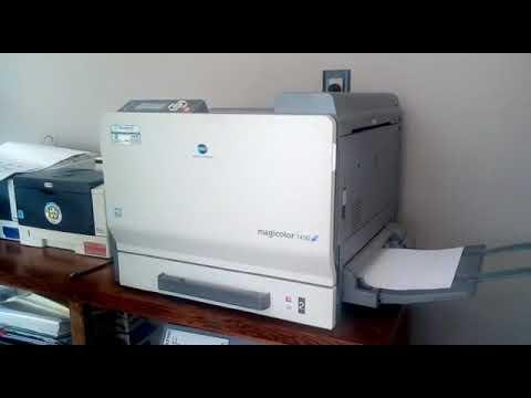 Impresora Konica Minolta Magicolor 7450