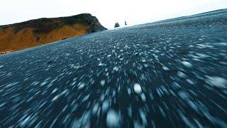 [8K] Cinematic FPV - Reynisfjara (Black Sand Beach) ????????