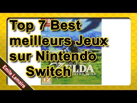 Top 7 Best meilleurs Jeux sur Nintendo Switch 2021