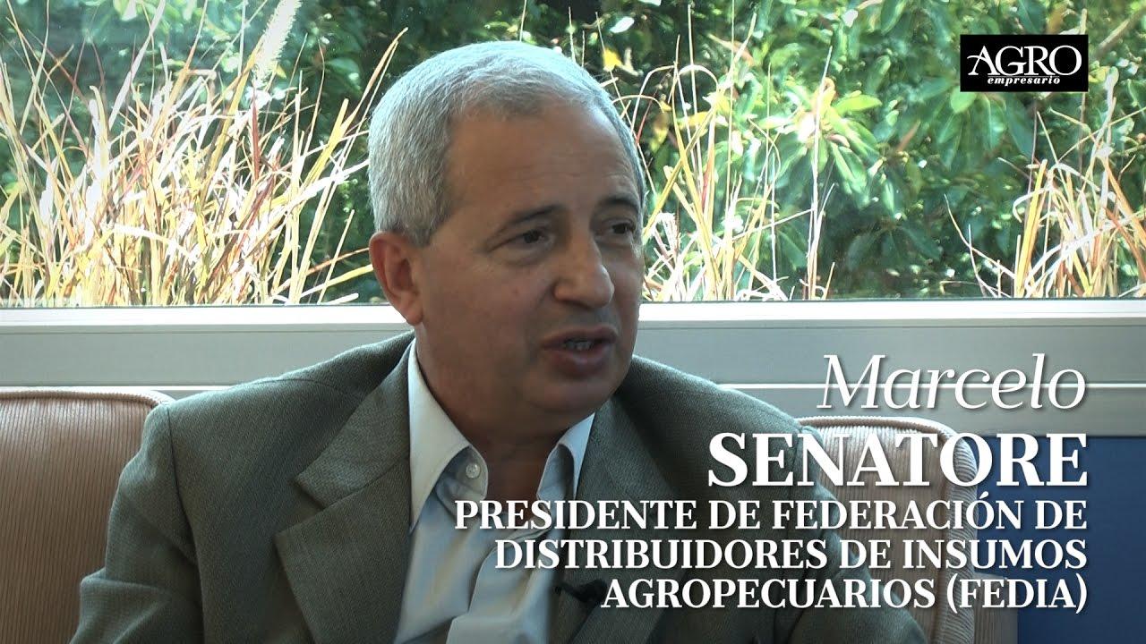Marcelo Senatore - Presidente de FEDIA