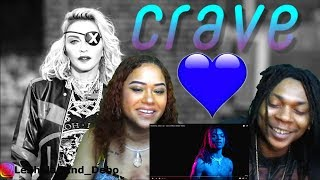 MADONNA SWAE LEE CRAVE (VIDEO) REACTION!